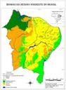 Biomas da região Nordeste do Brasil